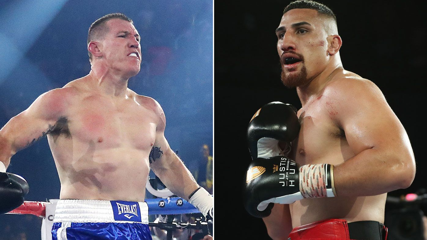 EXCLUSIVE: Fight promoter unloads on 'dirty' Paul Gallen as Justis Huni fight set for June 16