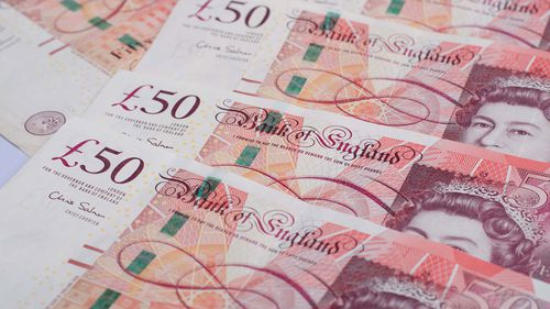£50 billion in UK banknotes is 'missing' and nobody has an explanation.