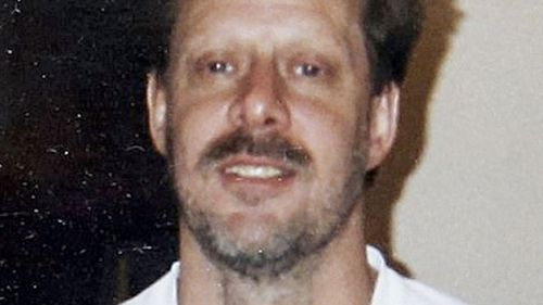 Stephen Paddock murdered 59 people and injured more than 500. (Supplied)
