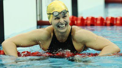 Beijing 2008: Libby Trickett, 100m butterfly