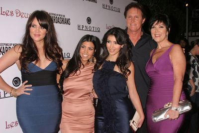 It's a hit! At the Season two launch of <i>Keeping Up With The Kardashians</i>.