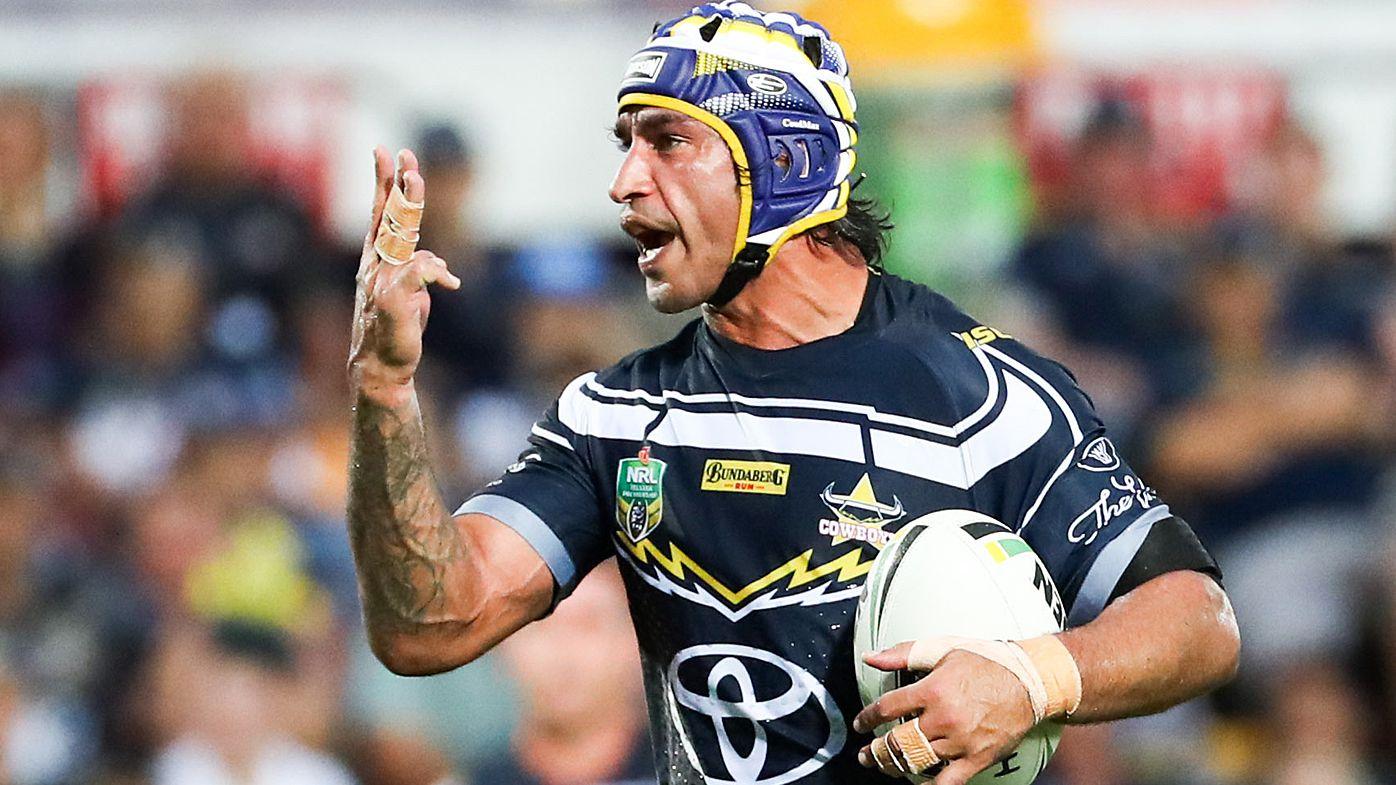 North Queensland Cowboys slump to fifth-straight NRL loss against Canterbury Bulldogs