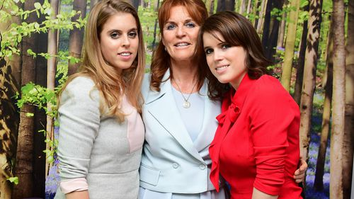 Princess Beatrice will be her sister's maid of honour.