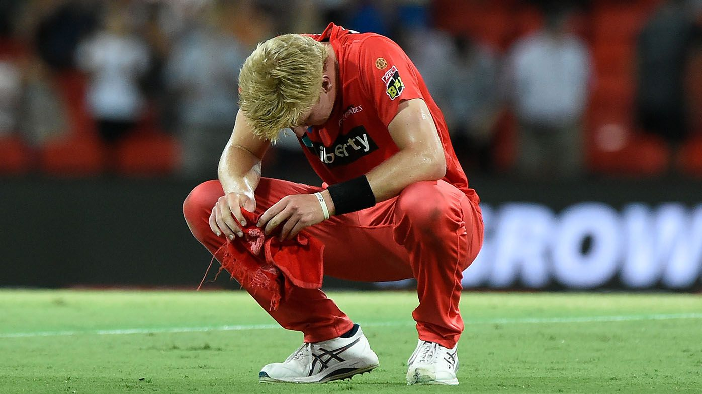 Melbourne Renegades youngster Will Sutherland slapped with $5000 fine for bio-security breach