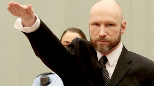 Mass killer Breivik changes his name