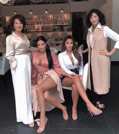 Natalie Halcro and Olivia Pierson are about to give the Kardashians