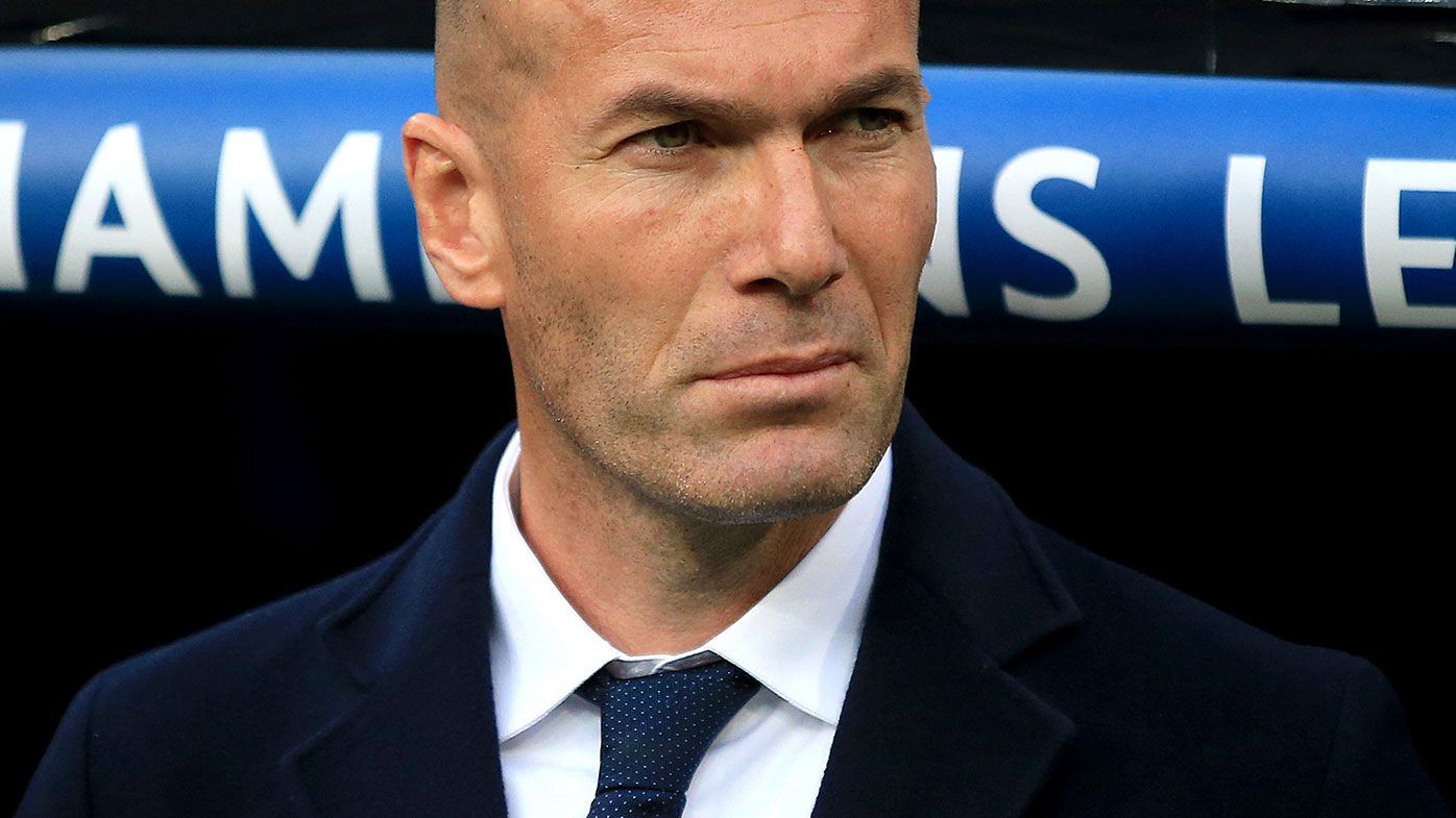 Zidane not in frame for France job after Real exit