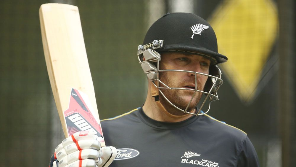 Brendan McCullum. (Getty)