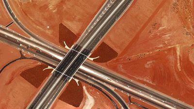 Port Hedland, Western Australia. (Nearmap)