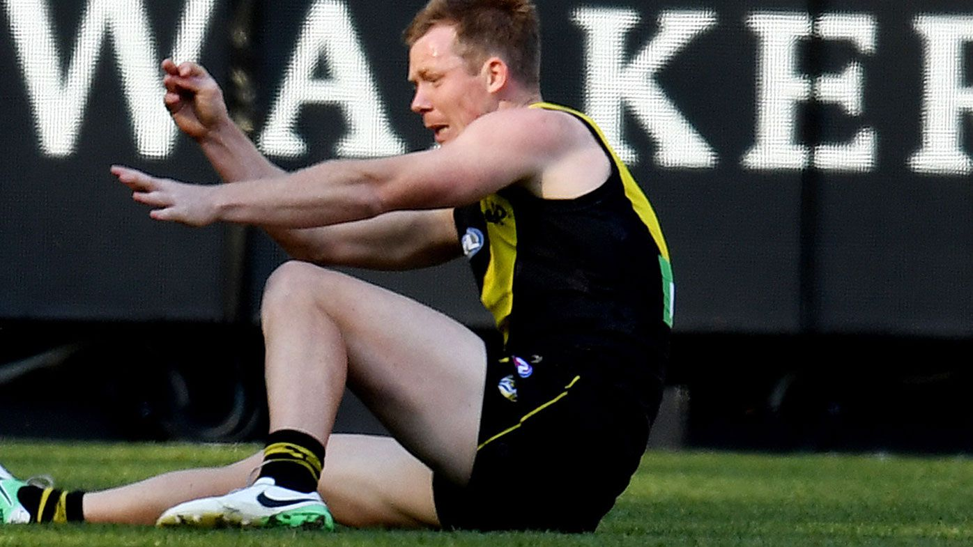 Richmond Tigers forward Jack Riewoldt cleared to play Essendon Bombers