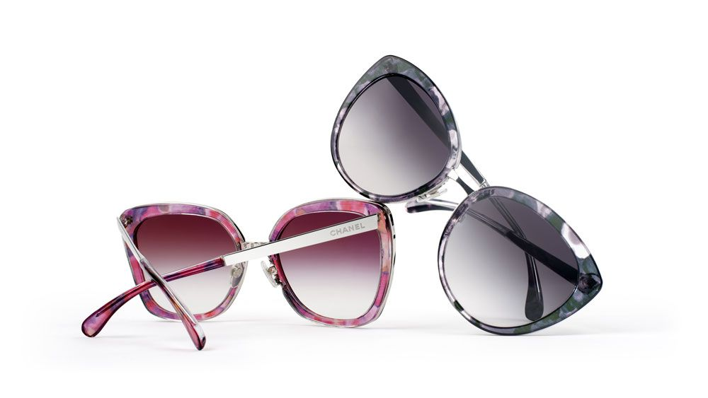 Chanel eyewear: a new vintage