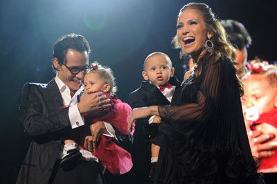 <b>Jennifer Lopez</b>  is pretty much <i>the</i> diva of Tinseltown, and it seems her kids are following in mummy's footsteps. JLo's children with ex-hubbie, <b>Marc Anthony</b>, must be the most ruined 3-year-old-twins ever. <b>Max</b> and <b>Emme</b> have round-the-clock nannies and a professional masseuse on call. They only sleep on 600 count Egyptian cotton cot linen, have a Shetland pony each and according to reports, are the proud owners of matching diamond-encrusted rattles. Oh, and then there's the $600,000 a month J.Lo spends on bodyguards for her precious little tots.