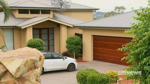 A $1.5 million home in Narre Warren was allegedly purchased by Mr Mai's son.
