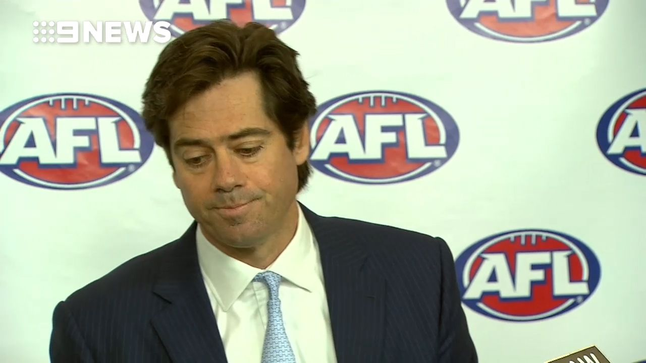 Two AFL senior executives resign over 'inappropriate relationships' with younger employees