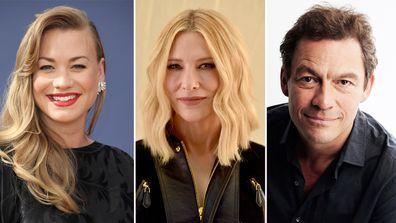 Yvonne Strahovski, Cate Blanchett and Dominic West join 'Stateless'.