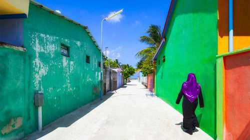 Coronavirus cases are rising in the Maldives, a tropical holiday hotspot in the Indian Ocean.