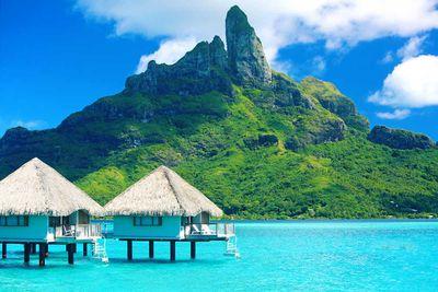 7. Bora Bora