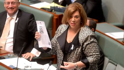 "Queensland MP Teresa Gambaro has slammed Mr Abbott's leadership and will vote for a spill. ""We cannot govern ourselves in an internal climate of fear and intimidation. And that is the unacceptable situation we have endured for the past five years,"" she said."