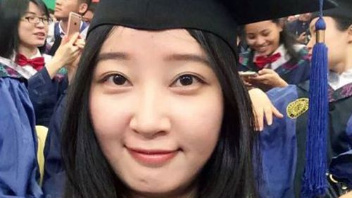 Yingying Zhang's body has never been found.