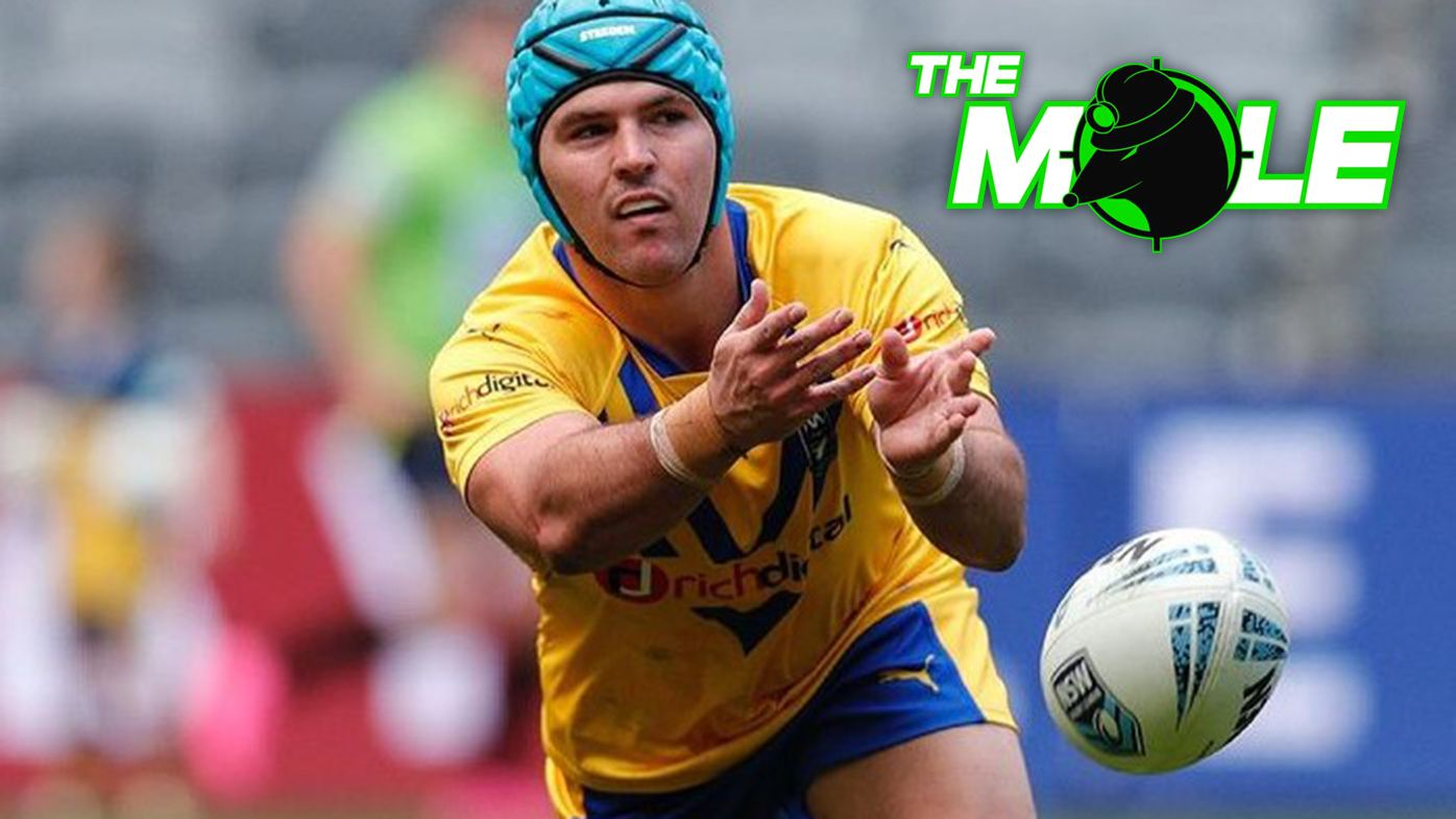 Ryley Smith is on the verge of signing an NRL deal with Penrith.