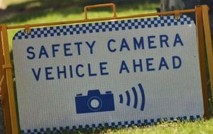Mobile speed camera warning signs to be removed from NSW roads