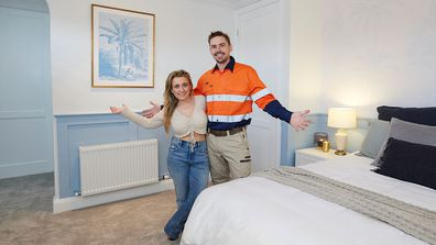 The Block 2021 - Week 1 - Kirsty and Jesse