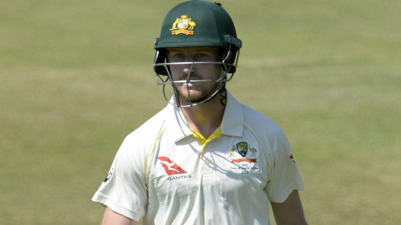 Cricket: Bancroft will turn it around: David Warner