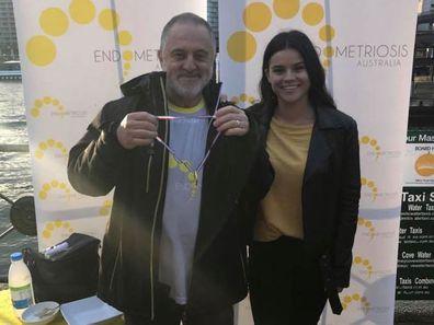Ainsley Zammit endometriosis australia