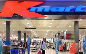 Kmart stores stripped bare during coronavirus, when will they be restocked?