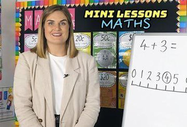 Mini Lessons: Maths