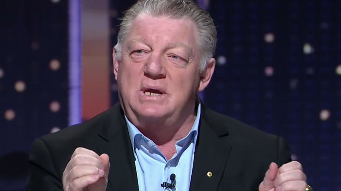 'It drives me mad': Phil Gould slams NRL referees for botched Tom Trbojevic forward pass call