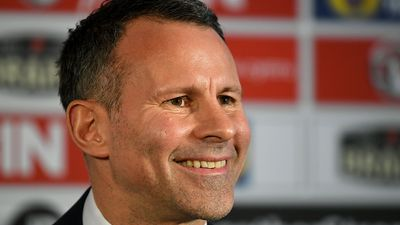Manchester United legend Ryan Giggs named Wales manager