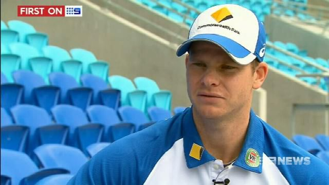 Steve Smith answers critics