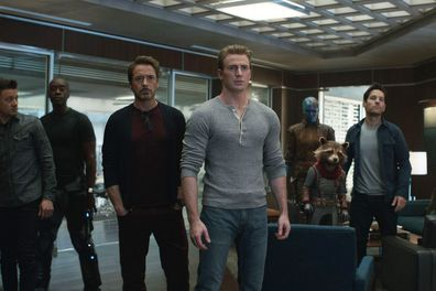 Avengers: Endgame, cast, Jeremy Renner, Don Cheadle, Robert Downey Jr, Chris Evans, Karen Gillan, Paul Rudd