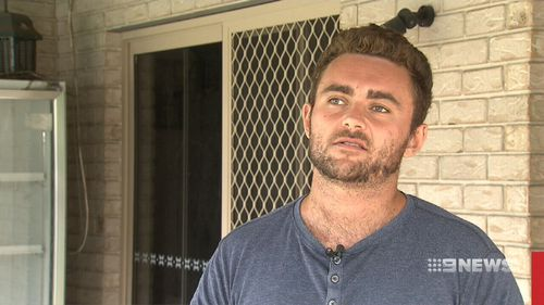 Jason, 24, from Queensland beat his five-year ice addiction by going cold turkey. But he said it wasn't easy. (9NEWS)