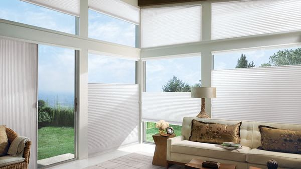 Luxafles blinds insulate your home and cut down your heating bill