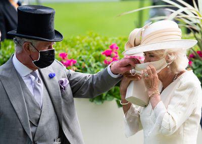 Prince Charles and Camilla attend Royal Ascot, June 16 2021
