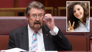 Why Derryn Hinch's recent tweets are difficult to understand