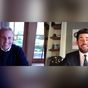 John Krasinski and Steve Carell gave us a mini The Office reunion