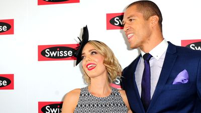 The Bachelor's Blake Garvey and Louise Pillidge. (Getty Images)
