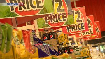 VIDEO: Supermarkets ramp up half-price specials in grocery price war