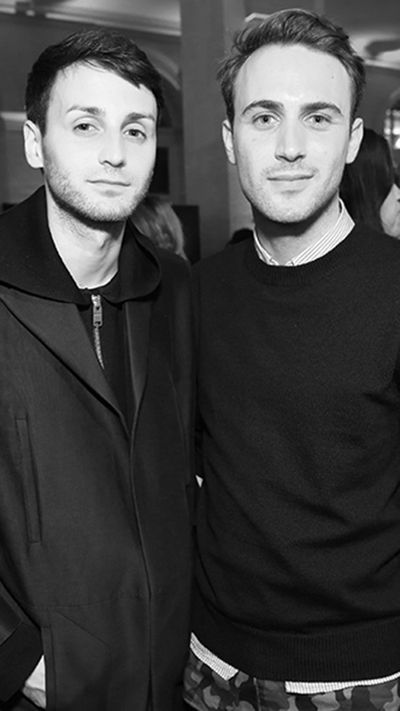<p>Who: Sébastien Meyer and Arnaud Vaillant</p>