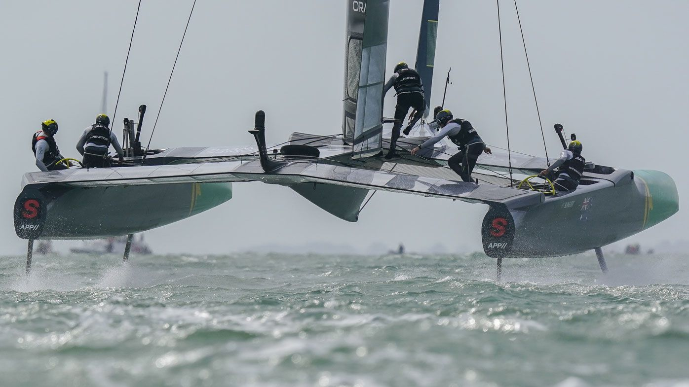 SailGP reschedules second season to 2021 due to coronavirus pandemic impact
