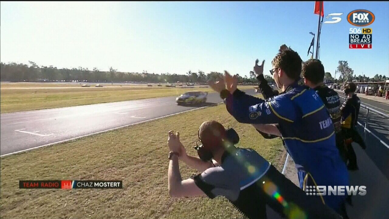 Mostert is King of the Queensland Raceway