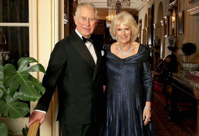 Prince Charles celebrates his 70th birthday at Buckingham Palace