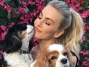 Julianne Hough shared the news of her dogs Lexi and Harley passing away.
