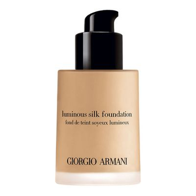 """<p><strong><em>Flawless Face</em></strong></p> <p>The actress is known to be a fan of this dewy, silky foundation- <a href=""""https://www.sephora.com.au/products/giorgio-armani-luminous-silk-foundation"""" target=""""_blank"""" draggable=""""false"""">Giorgio Armani Luminous Silk Foundation in Shade 6, $99</a></p>"""