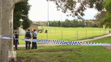 Three stabbed in fight after rugby league match