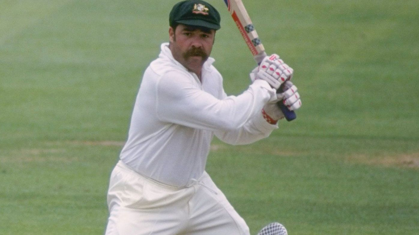 Former Australian batsman David Boon is part of Ashes folklore.