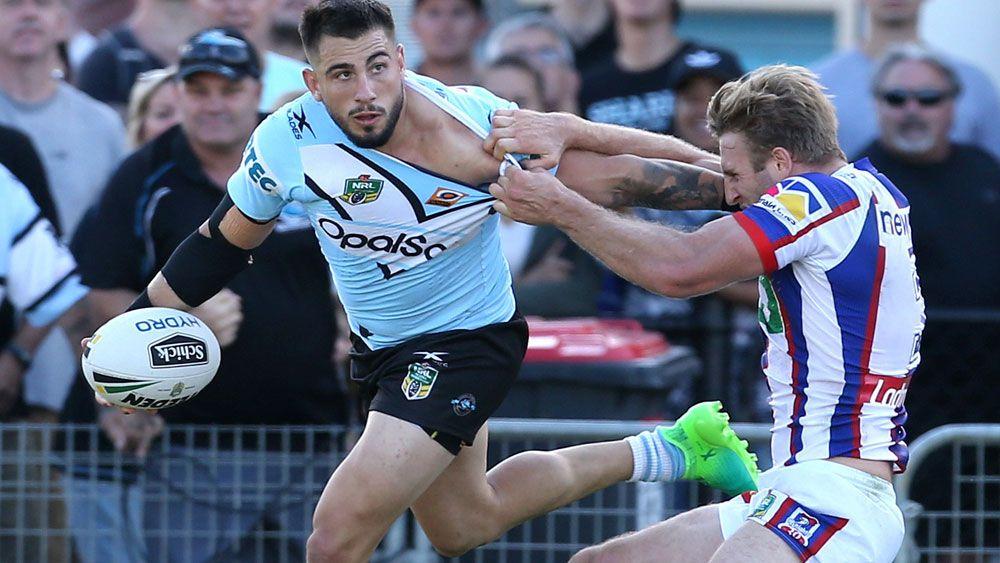 Brisbane Broncos sign NRL star Jack Bird from Cronulla Sharks on three-year deal